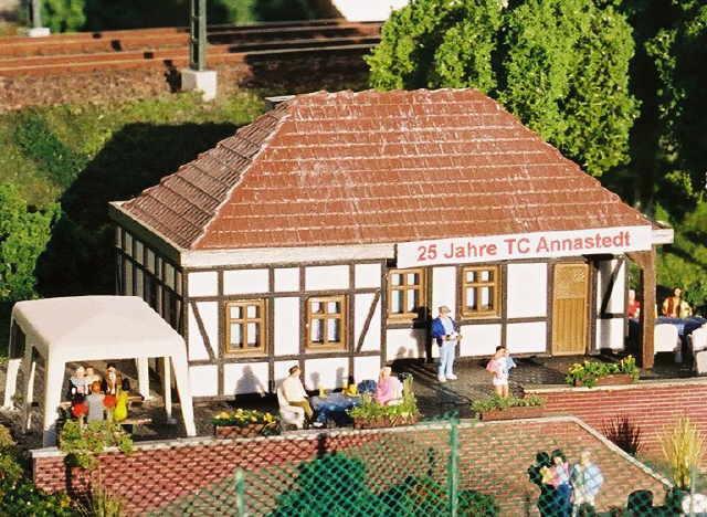 25 Jahre Tennisclub Annastedt das ist ein Fest wert